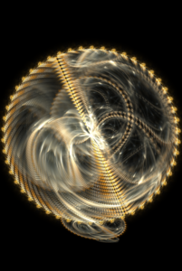 A #rendition of the #goldencompass a #symbol of the #gyroscope