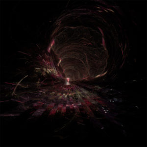 #fractal #rendition of the door into the next #galaxy