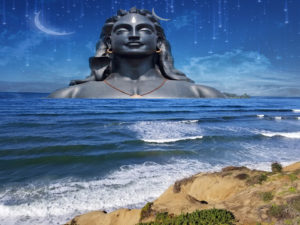 #Shiva #Emerging from the #Ocean